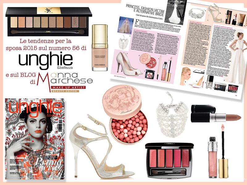 Articolo Anna Marchese Unghie&bellezza n 56