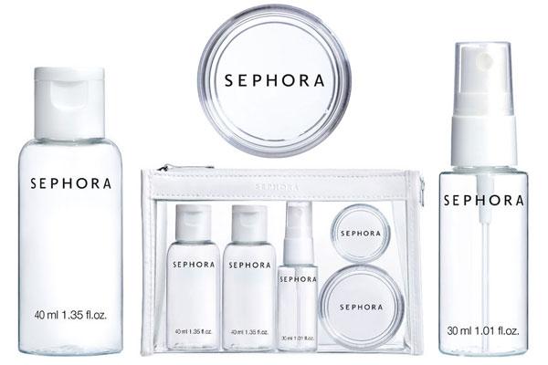 Cosmetici in aereo make up e skin care per il bagaglio a - Ml da portare in aereo ...