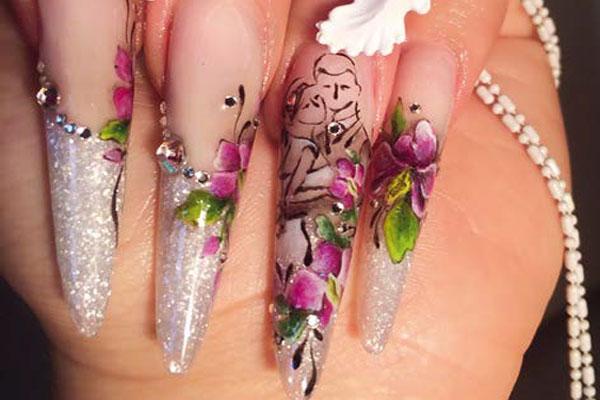 Nail-art-sposa-2