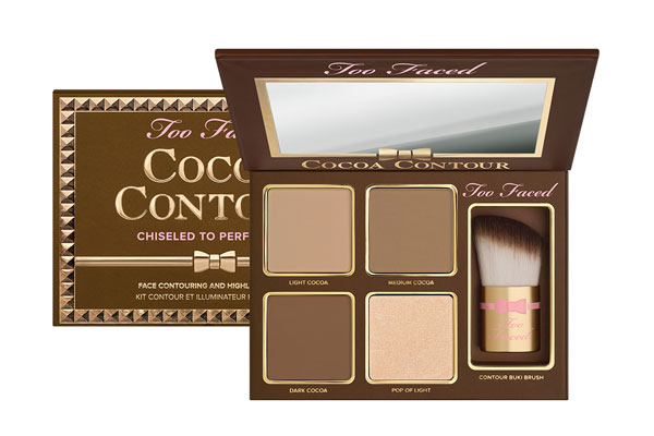 TooFaced cocoa contour