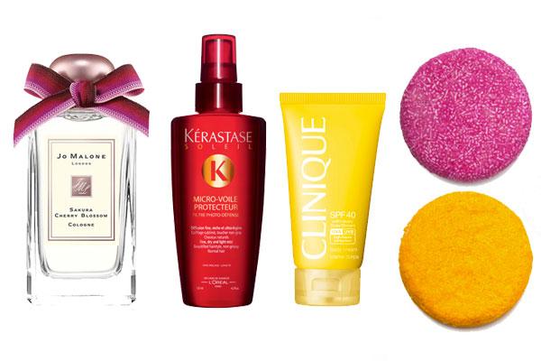 beauty case cosmetici estate 2015