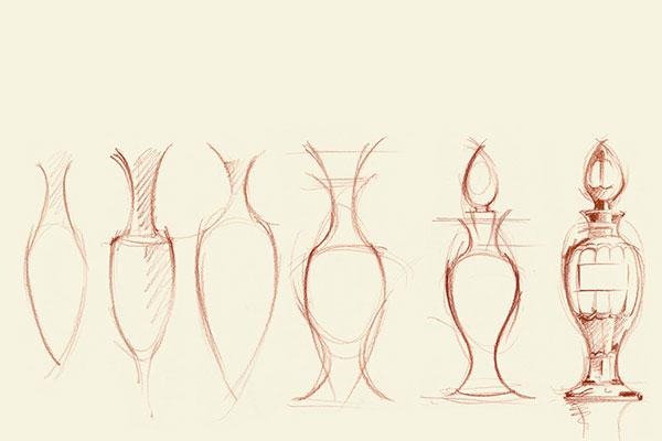 Miss Dior storia disegno