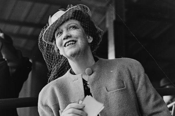 Florence Nightingale Graham fondatrice Elizabeth Arden