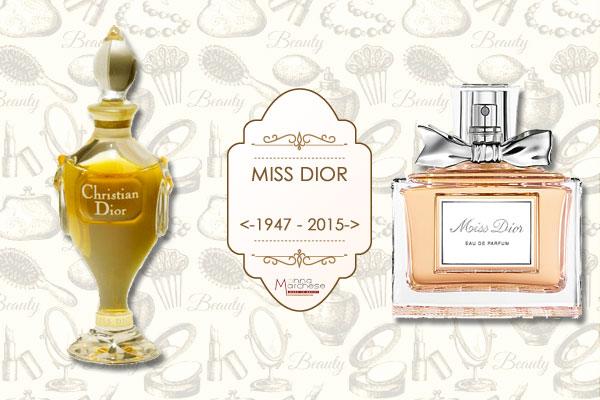 Miss Dior storia disegno vintage
