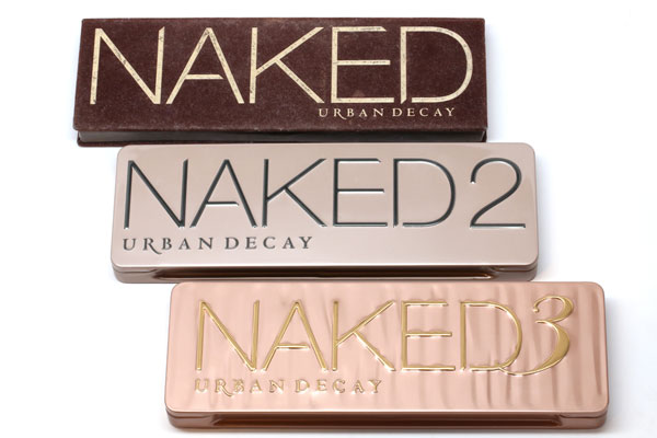 Urban Decay naked palette storia