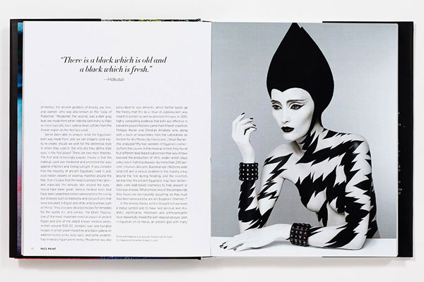 Book Lisa Eldridge Face Paint History make up