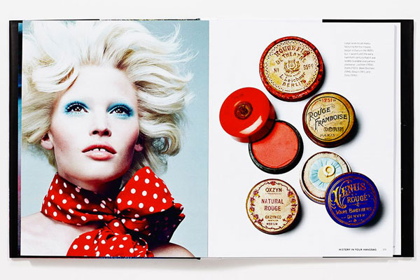 Libro Lisa Eldridge Face Paint History make up