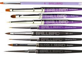 Brillbird-pennelli-nail-artist-onicotecniche
