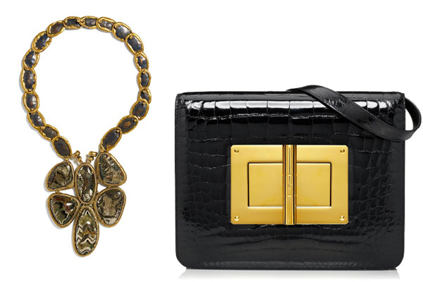 Bond-girl-look-tom-ford-collana-necklace-bag