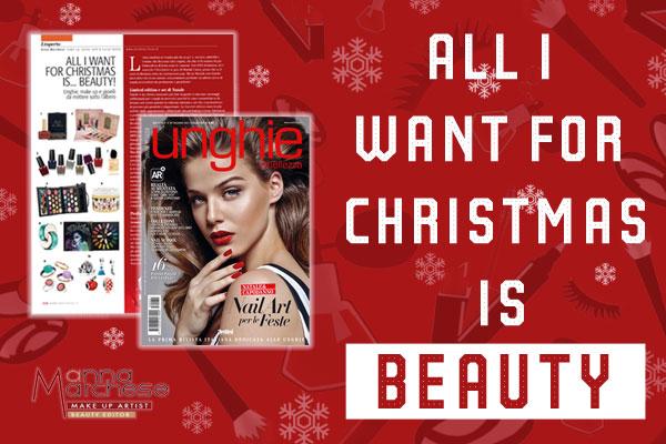 All I want for Christmas is Beauty: regali make up e gioielli Natale 2015