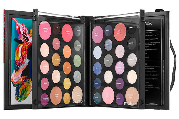 regali natale 2015 Smashbox Holiday 2015 Art Love Color Master Class Palette
