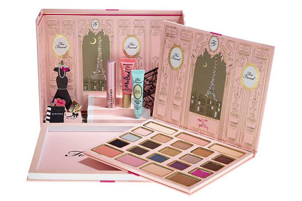 regali natale Too Faced Holiday 2015 Le Grand Palais