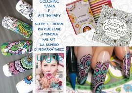 Mandala da colorare: art therapy, libri e disegni antistress