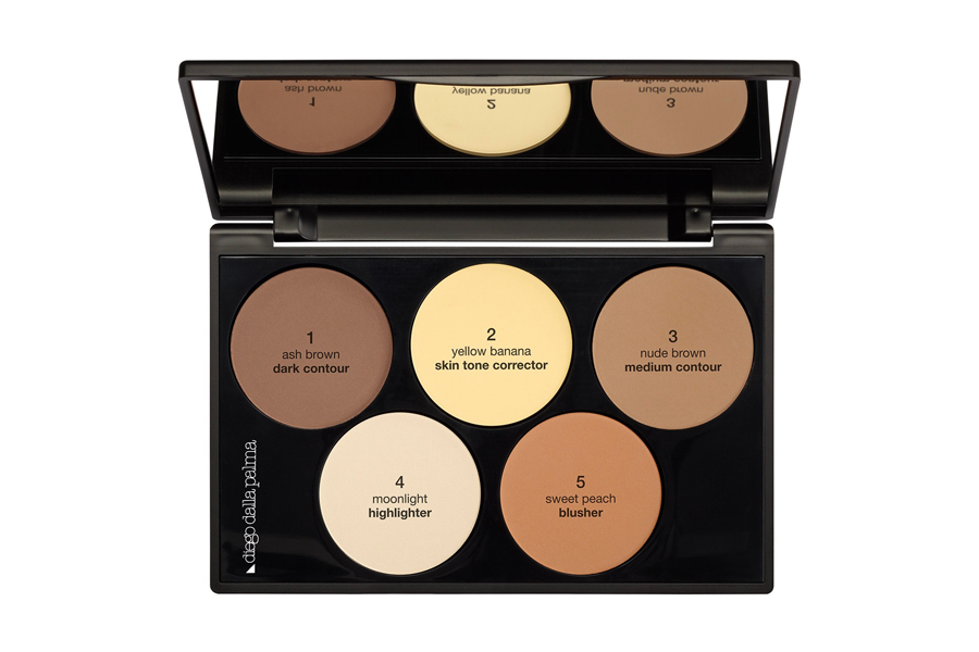 diego-dalla-palma-contouring-palette-swatch-review-opinioni-make-up-artist