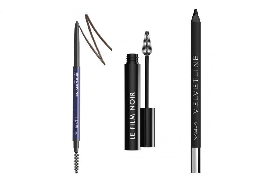 nabla-velvetline-bombay-black-brow-divine-uranus-mascara-le-film-noir-nabla-cosmetics-review-swatch-foto