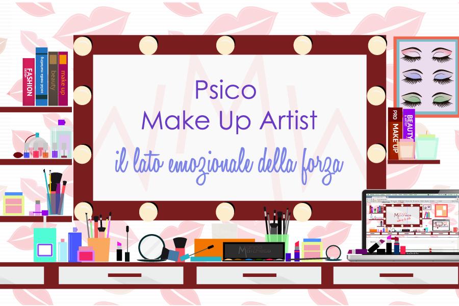 make up artist truccatori psicologi emozione e stress professionisti estetica