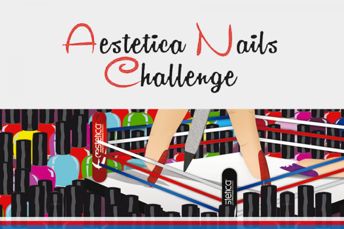 Aestetica 2016: Nails Challenge, make up talent, libri trucco e unghie