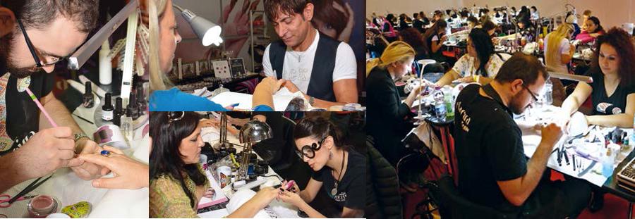 aestetica nails challenge 2016 unghie bellezza fiera napoli estetica