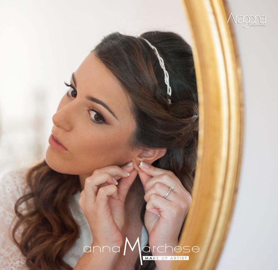 Famoso Trucco sposa: qual è il look più adatto a te? | Anna Marchese YV64