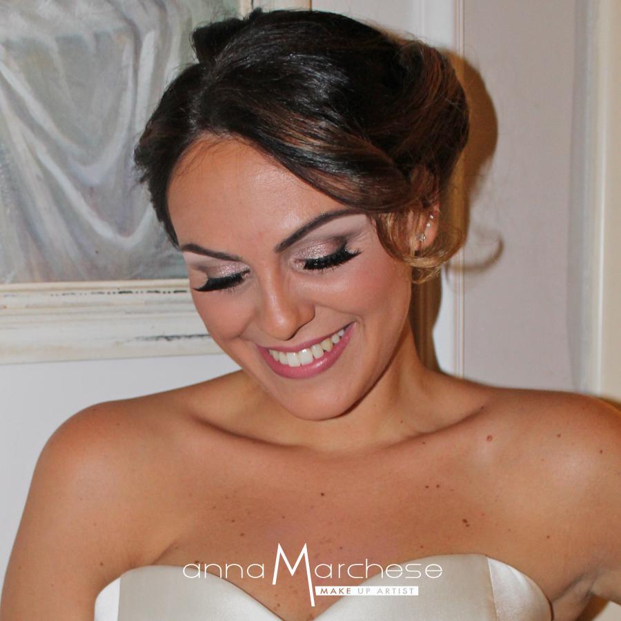 Top Trucco sposa: qual è il look più adatto a te? | Anna Marchese ZA05