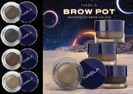Brow Pot Nabla Cosmetics: crema per sopracciglia waterproof