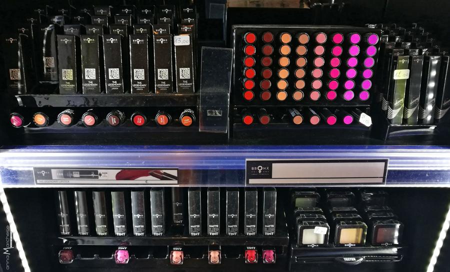 aestetica 2016 novità unghie trucco beauty skincare - bronx colors
