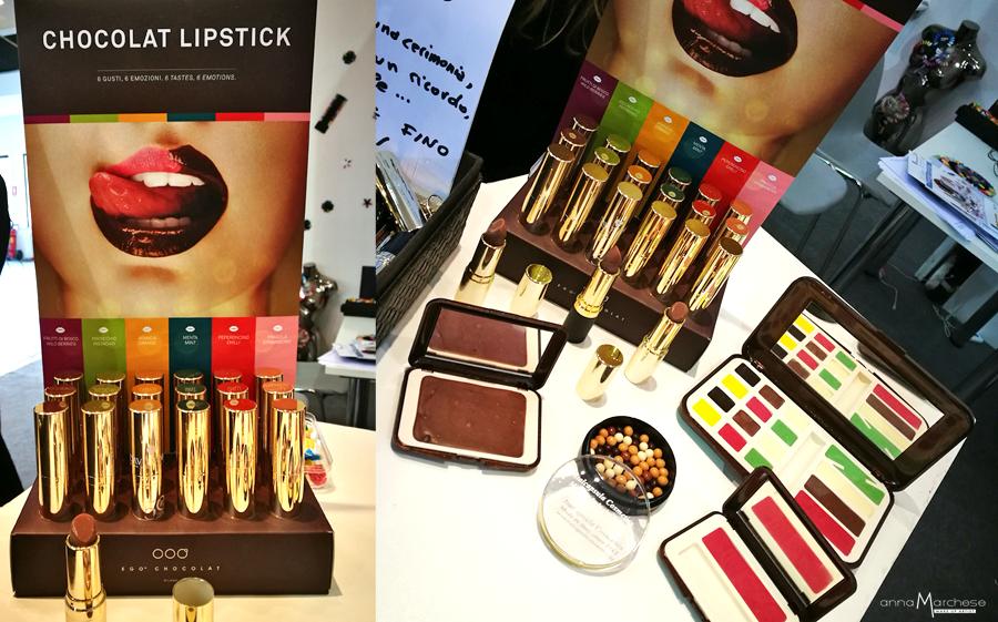 aestetica 2016 novità unghie trucco beauty skincare - RVM beauty - italcapsula cosmetics rossetti cioccolato