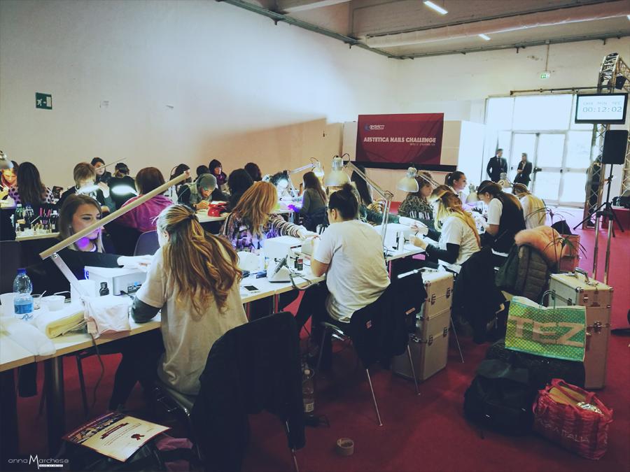 aestetica 2016 novità unghie trucco beauty skincare - nails challenge Manuela Oggiano