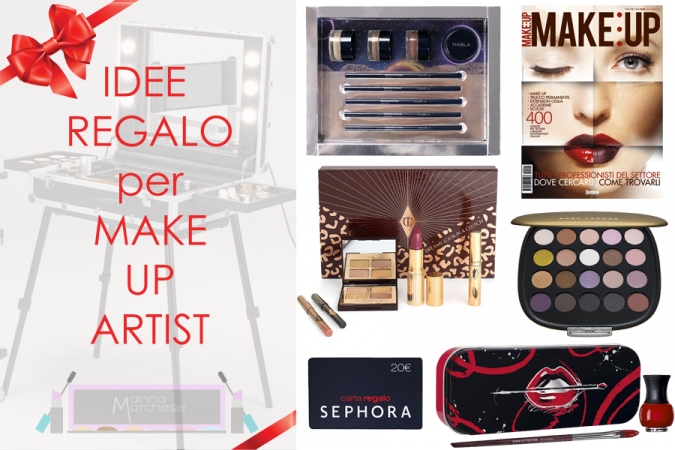 Idee regalo per make up artist 2016