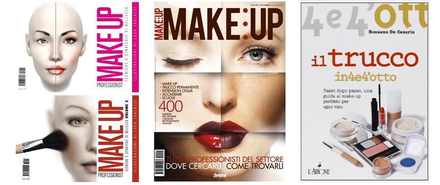 regali natale makeup artist 2016 libri makeup per truccatore