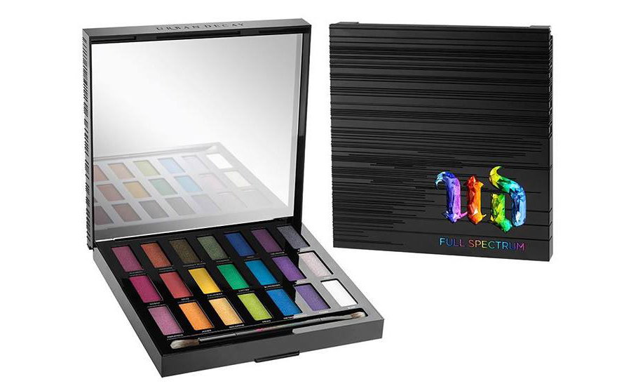 regali natale makeup artist 2016 urban decay full spectrum