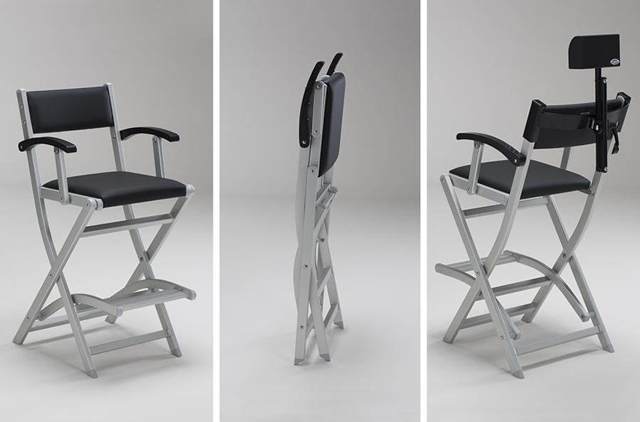 sedie trucco make up poltrone ergonomica in legno e alluminio modelli personalizzabili tipologie prezzi cantoni anna marchese  legno