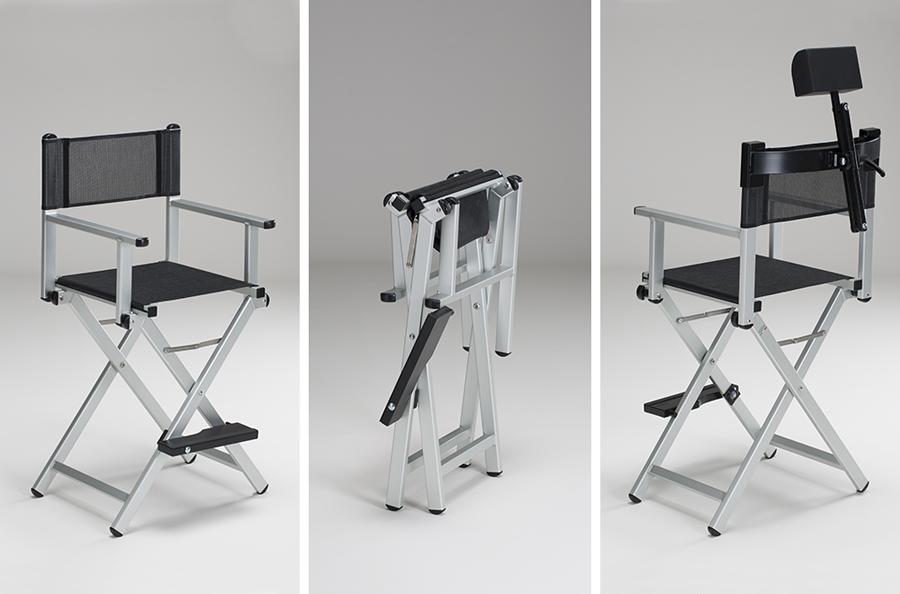 sedie trucco make up poltrone truccatori make up artist modelli personalizzabili tipologie prezzi cantoni anna marchese  legno