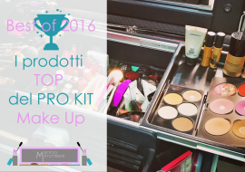 Best of 2016: i prodotti top del pro kit make up