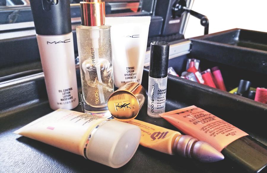 Primer professionali e primer celebri - Cantoni make up station
