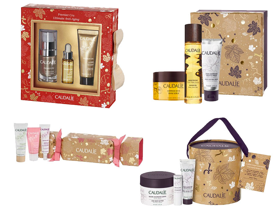 cofanetti natale limited edition caudalie - regali natale per beauty lovers make up addict