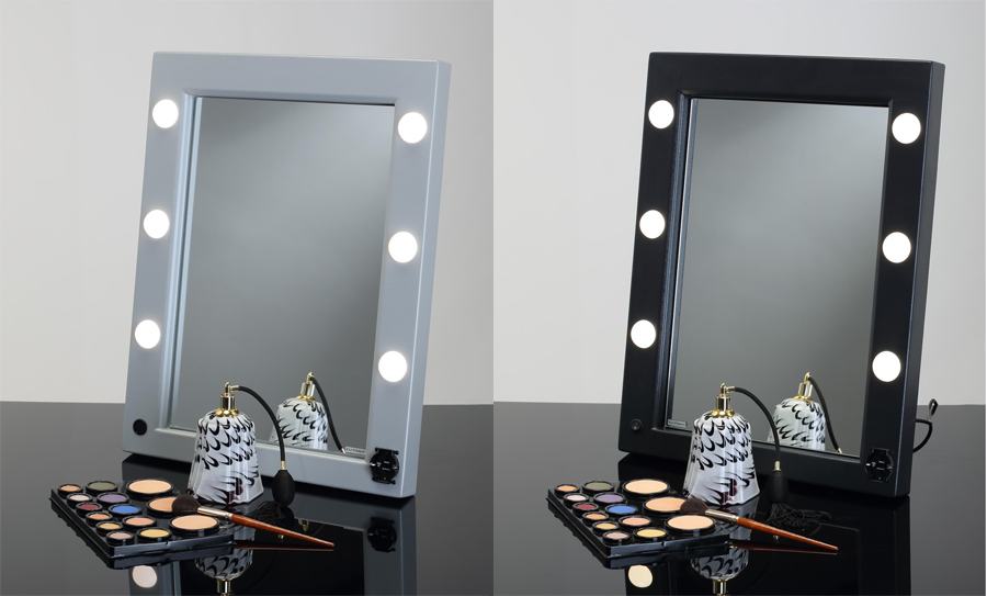 Idee regalo per beauty lovers specchi trucco make up e - Specchio illuminato ...