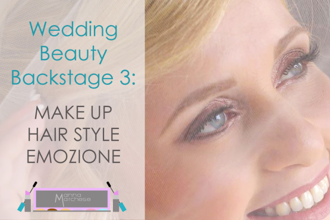 Wedding Beauty Backstage: trucco sposa d'autunno