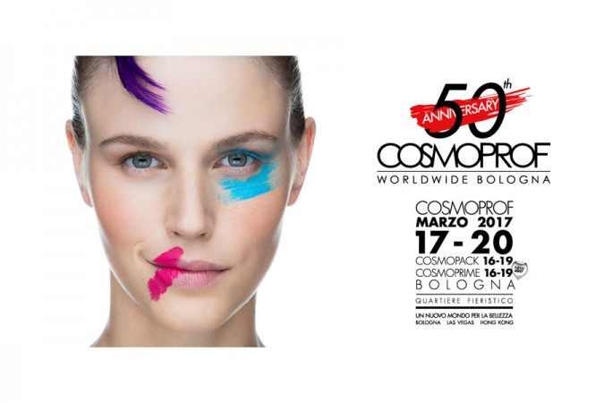 Cosmoprof 2017: beauty, make up, bio e nail dal 16 al 20 Marzo 2017