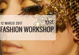 Valeria Orlando Fashion Workshop: make up moda e print editorial