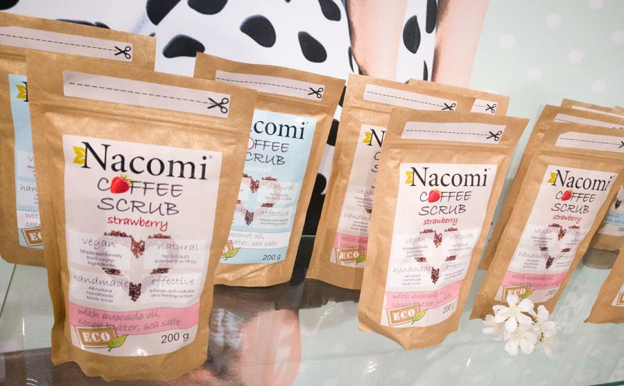 nacomi coffee scrub recensione