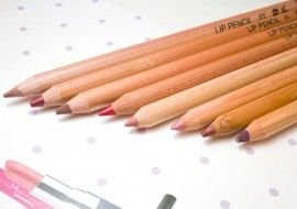 Review, foto e swatch Vor make up pencil: matite labbra, occhi e sopracciglia 2in1