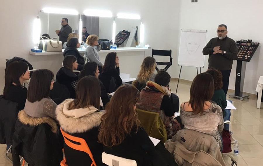 itinerant academy by antonio priore