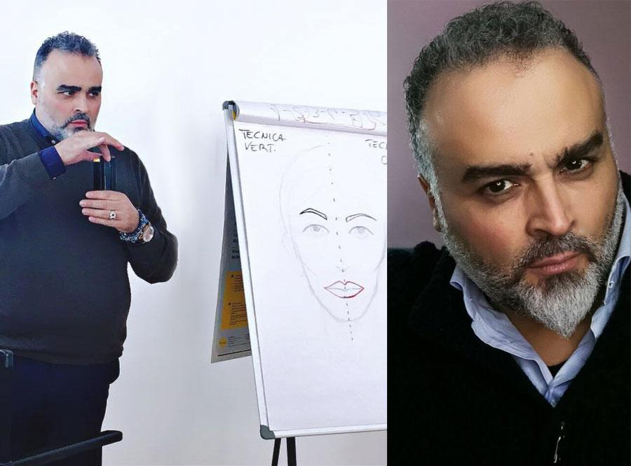 intervista antonio priore make up artist accademia trucco itinerant