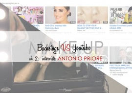 Youtube vs Backstage: 4 chiacchiere con Antonio Priore