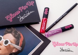 Glow Pin Up Collection by Antonio Priore: eyeliner, blush e lacche labbra