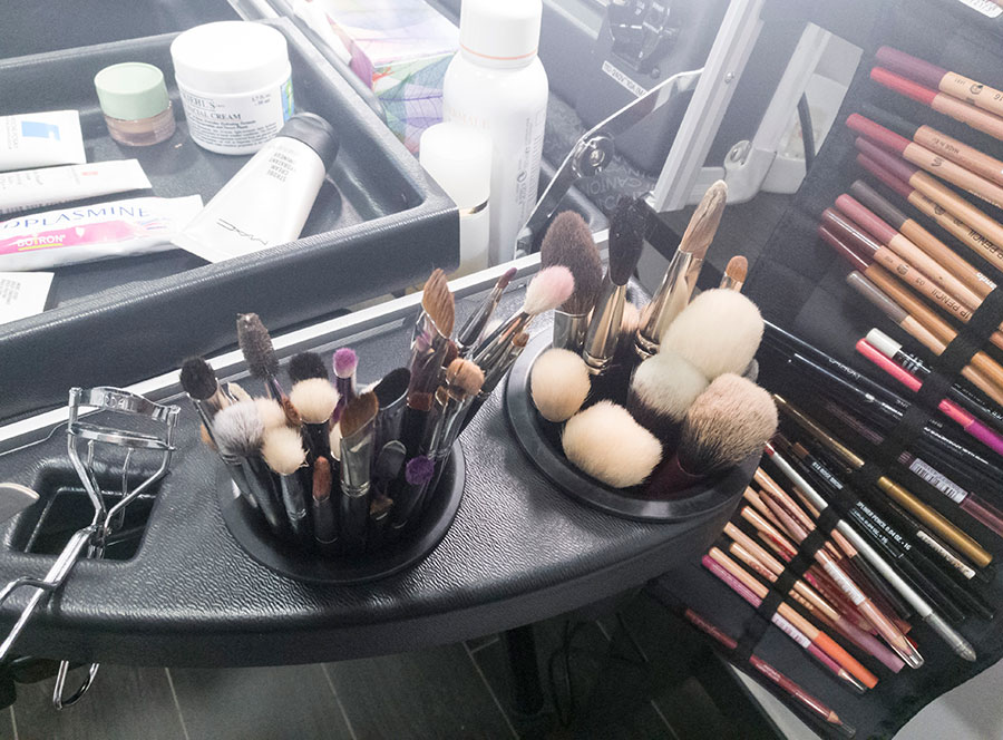 migliori pennelli make up artist professionali