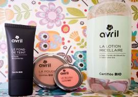 Avril: make up eco-bio e vegan low cost