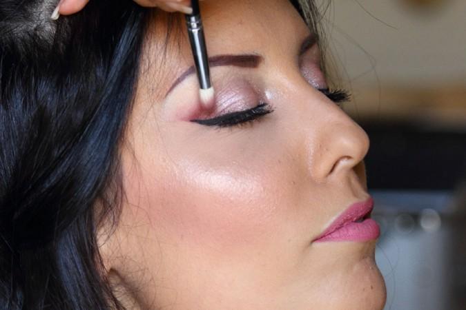 Problemi da make up artist: trucco sposa, prima e dopo e postproduzione