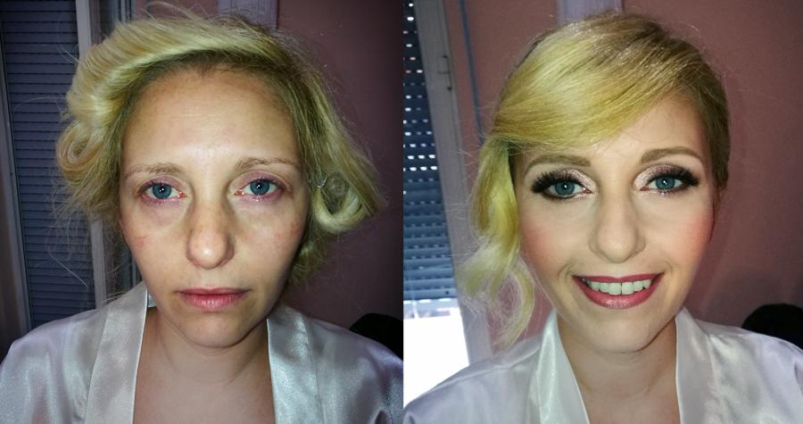 prima e dopo trucco-sposa-prima-dopo-bionda-occhi-azzurri